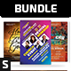 Church Flyer Bundle Vol. 47 - GraphicRiver Item for Sale
