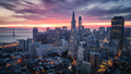 San Francisco Skyline at Sunrise - PhotoDune Item for Sale