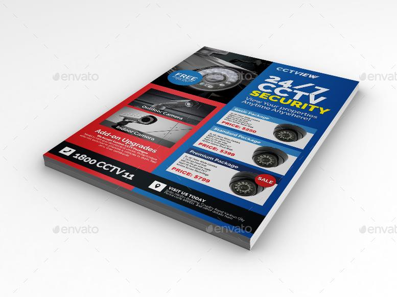 CCTV Package Deal Flyer