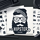 Mr.Hipster 37 Hand Drawn Objects - GraphicRiver Item for Sale