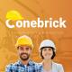 Conebrick – A Masterly WordPress Theme for Construction