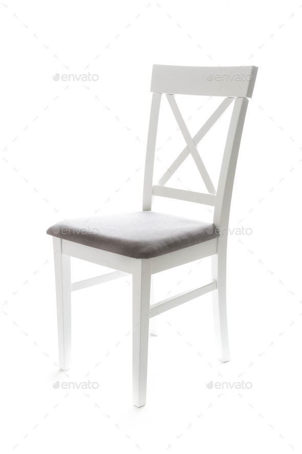 White chair - Stock Photo - Images