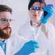 Young Scientists Working In Laboratory - PhotoDune Item for Sale
