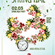 Spring Time Flyer - GraphicRiver Item for Sale