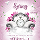 Spring Festival Parties - GraphicRiver Item for Sale