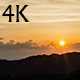 Sunset on Mountain Landscape - VideoHive Item for Sale