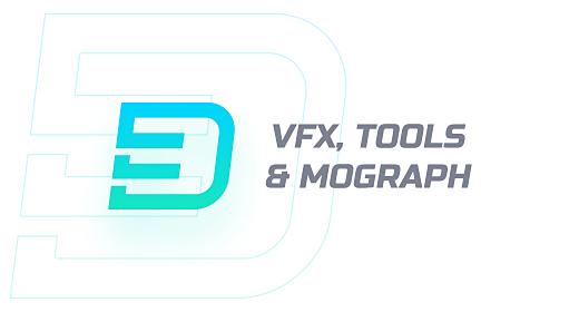 d3luxxxe - VFX, Tools & MoGraph