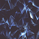 Cold Blue Geometrical Triangle Refraction - VideoHive Item for Sale