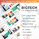 3 in 1 BigTech Bundle - Multipurpose Powerpoint Template