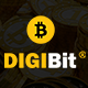 DigiBit - Bitcoin Trading WordPress Theme