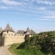 View of the Old Khotyn Fortress - VideoHive Item for Sale