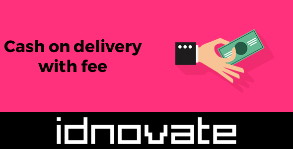 Advanced cash on delivery and cash on pickup with fee / surcharge - CodeCanyon Item for Sale
