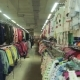 Interior of a Bright, Clean Thrift Shop - VideoHive Item for Sale