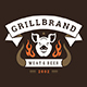 18 Barbecue Logos and Badges - GraphicRiver Item for Sale