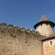 The Khotyn Fortress, View of the Commandants Tower and Palace - VideoHive Item for Sale