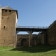 Camera Movement on Walls and Towers of the Old Khotyn Fortress - VideoHive Item for Sale