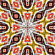 Colorful Animated Kaleidoscope - VideoHive Item for Sale