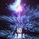 Spiral Particles - VideoHive Item for Sale