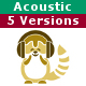 Motivational Acoustic Compelling Corporate