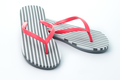 Flip flops isolated on white background - PhotoDune Item for Sale