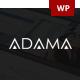 Adama - Responsive Multi-Purpose WordPress Theme - ThemeForest Item for Sale