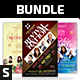 Church Flyer Bundle Vol. 48