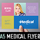Modern Medical Flyer Template - GraphicRiver Item for Sale