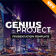 Genius Keynote Presentation Template - GraphicRiver Item for Sale