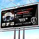 Billboard Template - Product Promotion - GraphicRiver Item for Sale