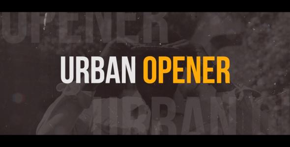 Dynamic Urban Opener