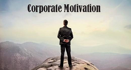 Motivation Corporate