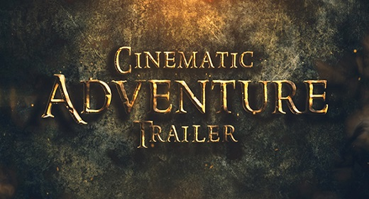 Cinematic Adventure Trailer