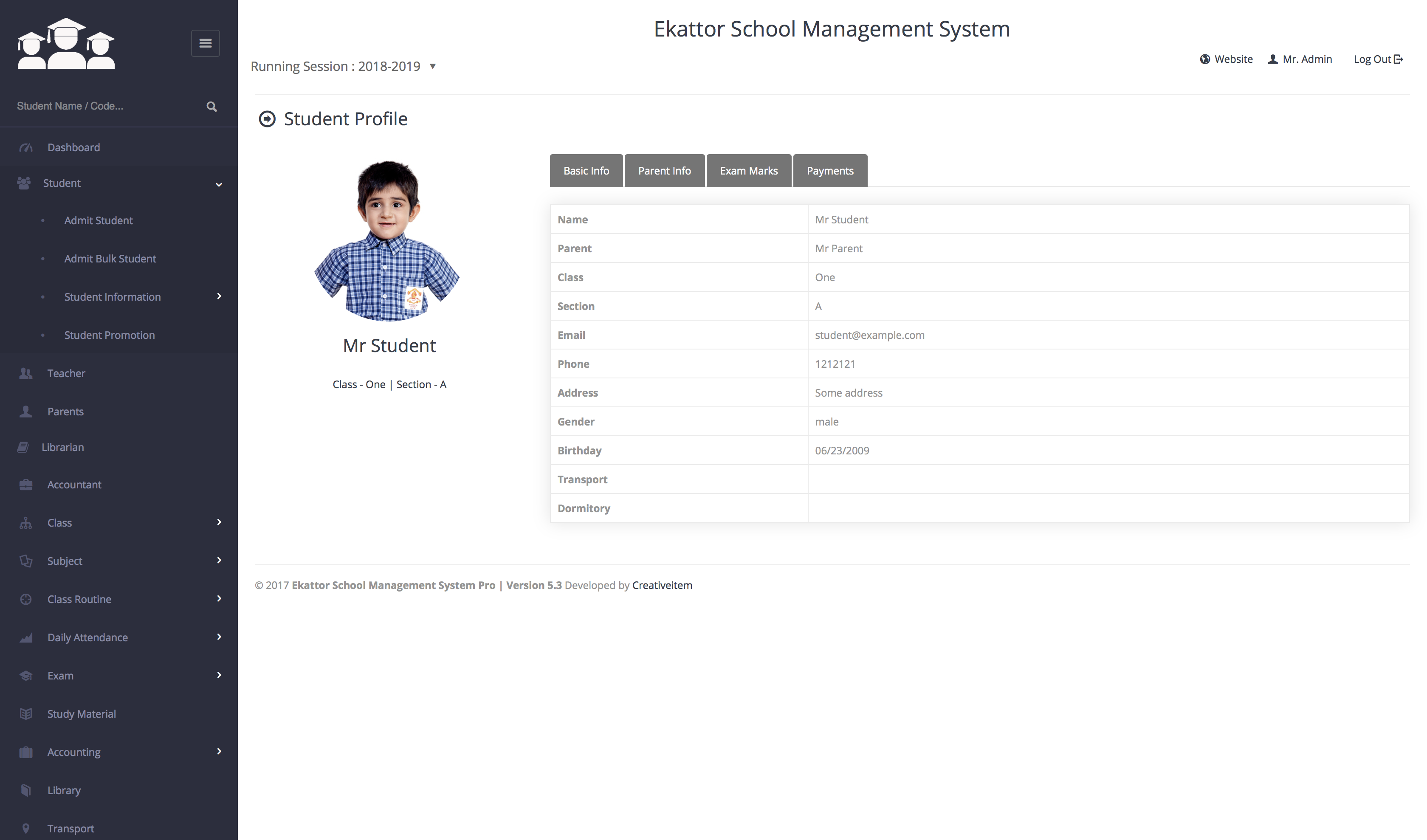 alumni information system project abstract