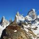 Fitz Roy Mountain Range, Argentina. - PhotoDune Item for Sale