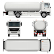Tanker Truck Vector Template - GraphicRiver Item for Sale