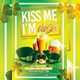 St Patrick Days Flyer - GraphicRiver Item for Sale