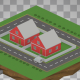 Isometric Two Houses - VideoHive Item for Sale