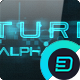 Simple Typer - Futuristic Glitch Typeface - VideoHive Item for Sale