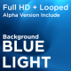 Blue Lights Background - VideoHive Item for Sale