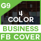Corporate Facebook Cover - GraphicRiver Item for Sale