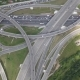 Aerial View of Highway Interchange. - VideoHive Item for Sale