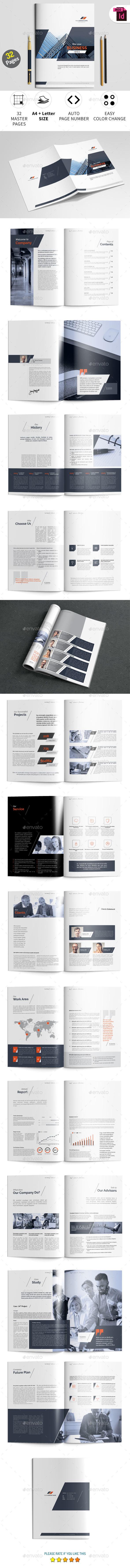Profile - Corporate Brochures