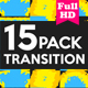 15 Transition Pack - VideoHive Item for Sale