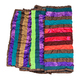 folded stitched patchwork scarf isolated - PhotoDune Item for Sale