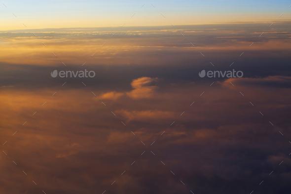 Colorful sunrise - Stock Photo - Images
