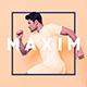 Maxim Sans Serif - Geometric Bold Fashion Headline, Title Font - GraphicRiver Item for Sale