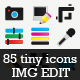 Itsy Bitsy Icons - Image / Photo Editing - GraphicRiver Item for Sale