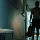 Tired Sportsman in Locker Room - VideoHive Item for Sale