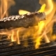 Delicious Fillet Meat on the Barbeque Grill - VideoHive Item for Sale