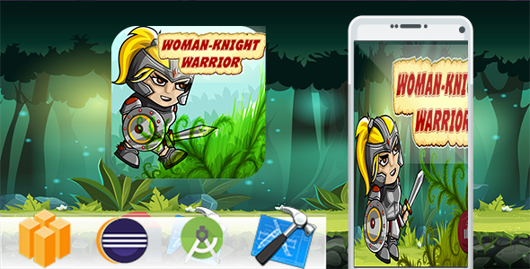 Wonder Warrior Fighting Woman (BBDOC+Android Studio+Eclipse+Xcode) - CodeCanyon Item for Sale